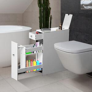 Bathroom-Slim-Floor-Cabinet-Narrow-Wooden-Storage-Cupboard-Toilet-with-Drawers