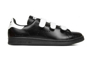 sneakers for cheap cde49 adcfc Details about Adidas Raf Simons Stan Smith Comfort CMFT Black/White  Sneakers New