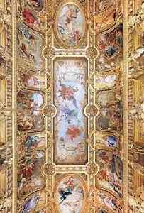 3D-Painting-Figures2-Ceiling-WallPaper-Murals-Wall-Print-Decal-Deco-AJ-WALLPAPER