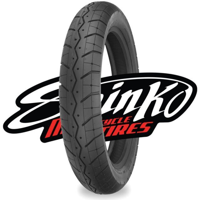Shinko 230 Tour Master 120//90-17 64H Bias Front Harley Cruiser Tire 87-4168