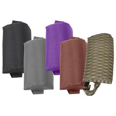 Kopfstütze Kopfkissen Kissen für Klappsessel für Gartenpicknicks Schwarz