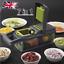 Mandoline-Slicer-7-in-1-Vegetable-Slicer-Fruit-Cutter-Potato-Peeler-Grater-Set thumbnail 1