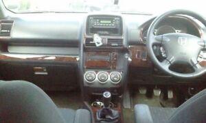 Honda Crv Cr V Mk Ii Mk 2 Interior Burl Wood Dash Trim Kit Set 03