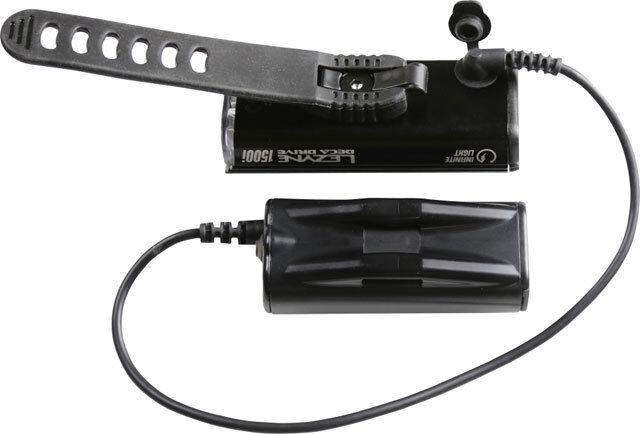 Lezyne Infinite Light energia Pack for Deca Drive 1500i e energia Drive 1100i