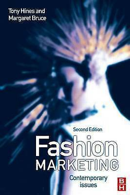 1 of 1 - Fashion Marketing: Contemporary Issues by Dr. Tony Hines (Hardback, 2006)