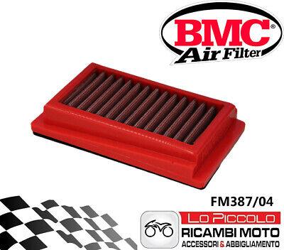 FILTRO SPORTIVO ARIA BMC FM387//04 PER YAMAHA MT-03 2006// XT 660 R 2004