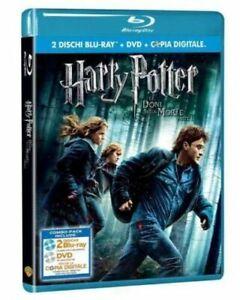 Harry-Potter-e-i-doni-della-morte-Parte-1-2010-BLU-RAY-DVD-nuovo-sigillato