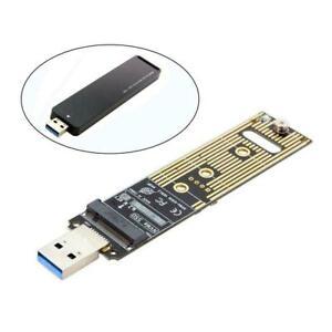 NVME-M-Key-M-2-SSD-Externer-PCBA-Adapter-mit-Disk-Case-auf-HQ-USB-GL-3-0-B1H5