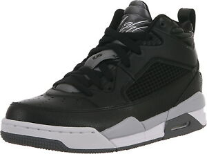 8804fa7c4b7aa9 654975-003 Nike Air Jordan Flight 9.5 (GS) Black Cool Grey Wolf Grey ...