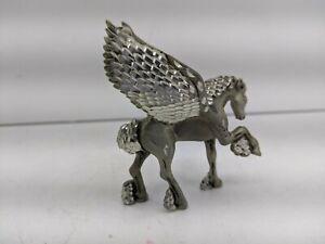Vintage-Cuteri-Pewter-Flying-Horse-Figurines