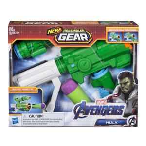 MARVEL - Figuras De Acción Avengers Assembler Gear Hulk 5 Años