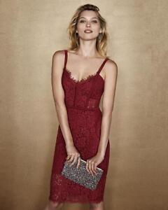 Express Red Dress | Weddings Dresses