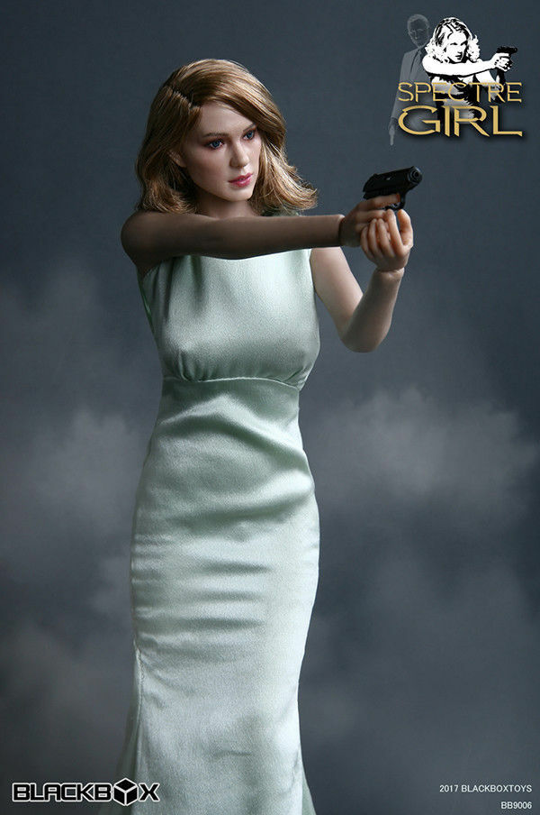 Léa Seydoux 1 6 Female Costume Costume Costume BB9006 SWANN James Bond Fit PH Action Figure 9210d8