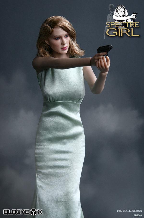 Léa Seydoux 1 6 Female Costume BB9006 SWANN James Bond Bond Bond Fit PH Action Figure e0c0e5