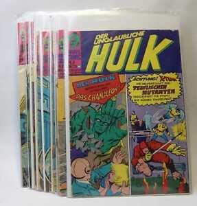 Selección: Marvel williams editorial Comics-la enorme Hulk