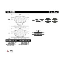 Centric Parts 102.10440 102 Series Semi Metallic Standard Brake Pad