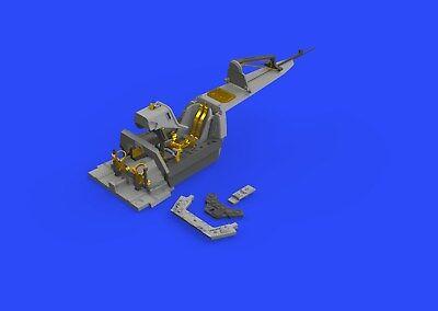 Models & Kits Confident Eduard Brassin 648426 1/48 Focke-wulf Fw-190a-8/r2 Cockpit Eduard Aircraft (non-military)