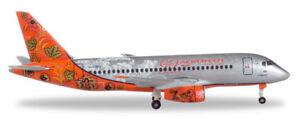 Herpa-531160-1-500-Sukhoi-chope-ssj-100-Aeroflot-90th-Anniversary-Neuf