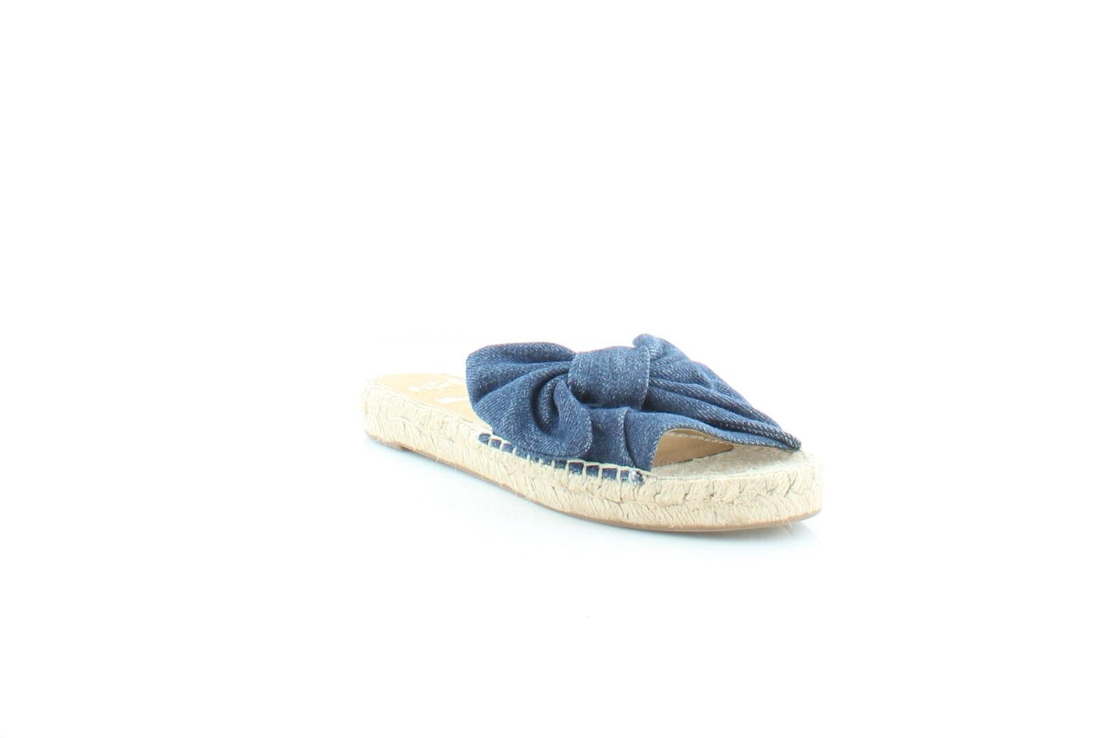 Marc Fisher Valey 2 Women's Sandals Dark bluee