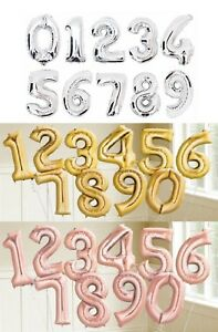 LETTER-Foil-Number-Gold-Pink-Blue-Balloons-Air-Large-Happy-Birthday-Party-Ballon