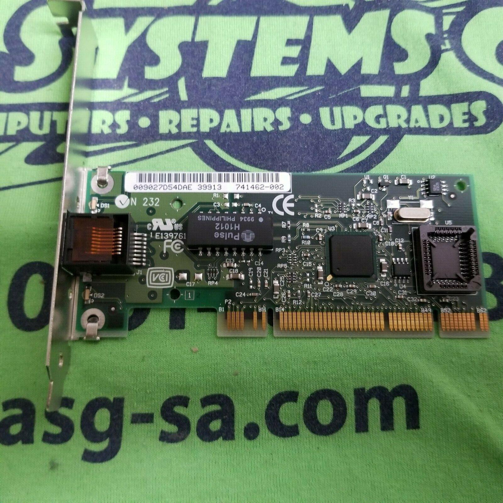 Intel 741462-002 Network, PRO/100+ TP - 742043-001 / 742042-001