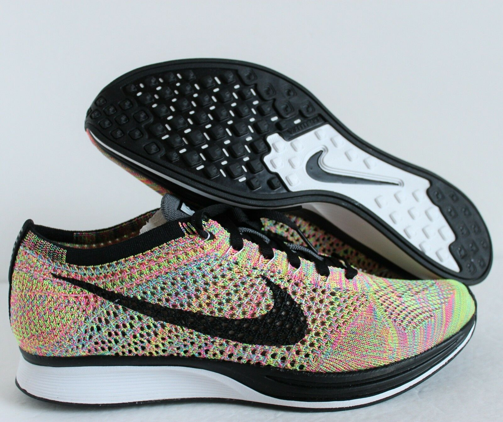 NIKE FLYKNIT RACER MULTI-COLOR MEN Price reduction Brand discount