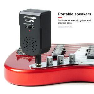 JOYO JA-01 Mini Guitar AMP Portable Electric Guitar Amplifier Clean & Distortion