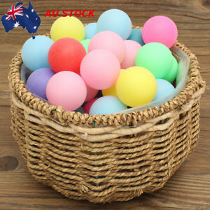 150PCS-Ping-Pong-Ball-Beer-Table-Tennis-Lucky-Dip-Gaming-Lottery-Washable-AU