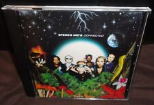 Stereo Mc's - Connected (CD, 1992)
