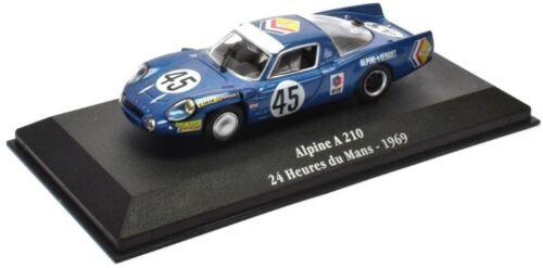 ATL2235014 Voiture des 24h du Mans de 1969 ALPINE A210 n°45