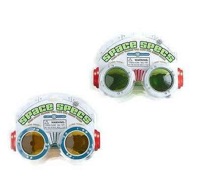 Space Specs Robot Glasses Kaleidoscope Lenses Visual Stimulation