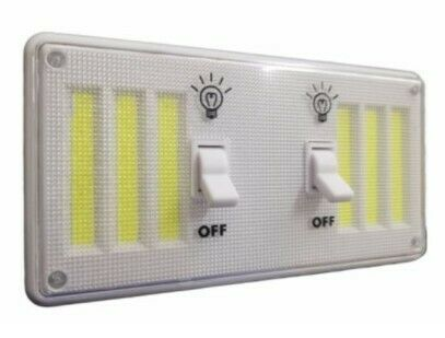 SALE!!! 6 LED COB 9W RECHARGEABLE SWITCH LIGHT