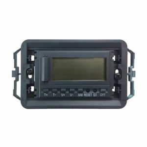 TERMOSTATO ELETTRONICO PER VENTILCONVETTORI CON LCD MOD. 503FA