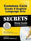 Common Core Grade 9 English Language Arts Secrets: CCSS Test Review for the Common Core State Standards Initiative by Mometrix Media LLC (Paperback / softback, 2016)