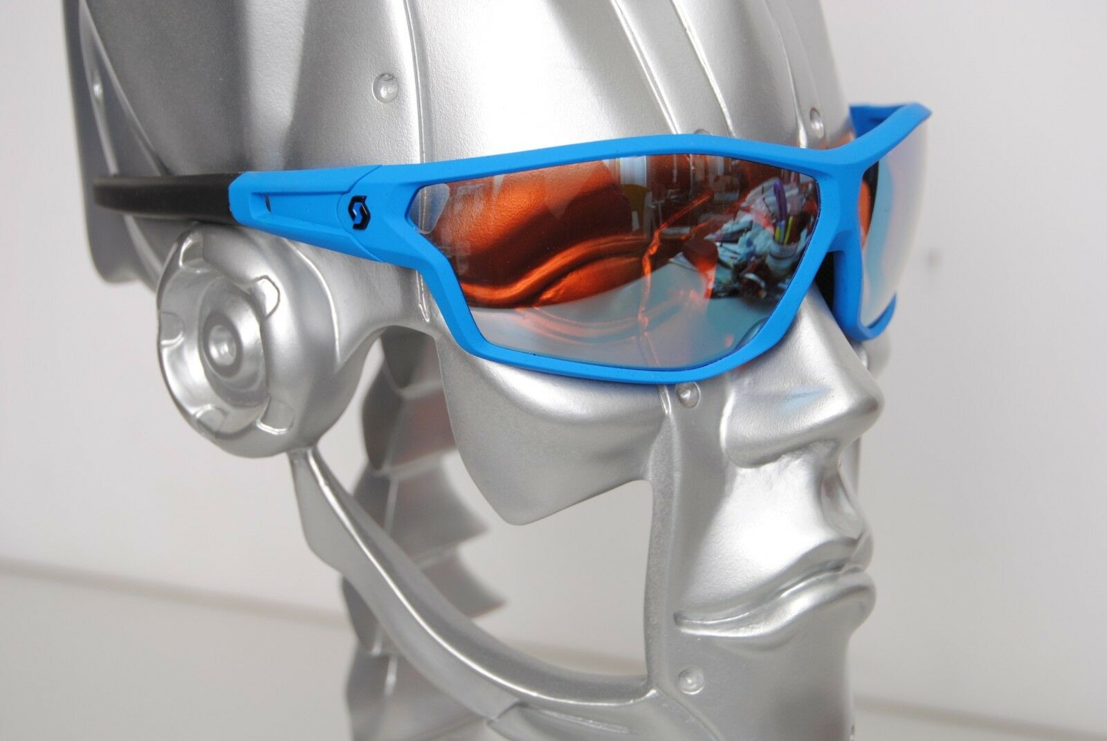 Scott goggles mod. Leap Full bleu Matt Lens bleu Glasses Scott leap full bleu the