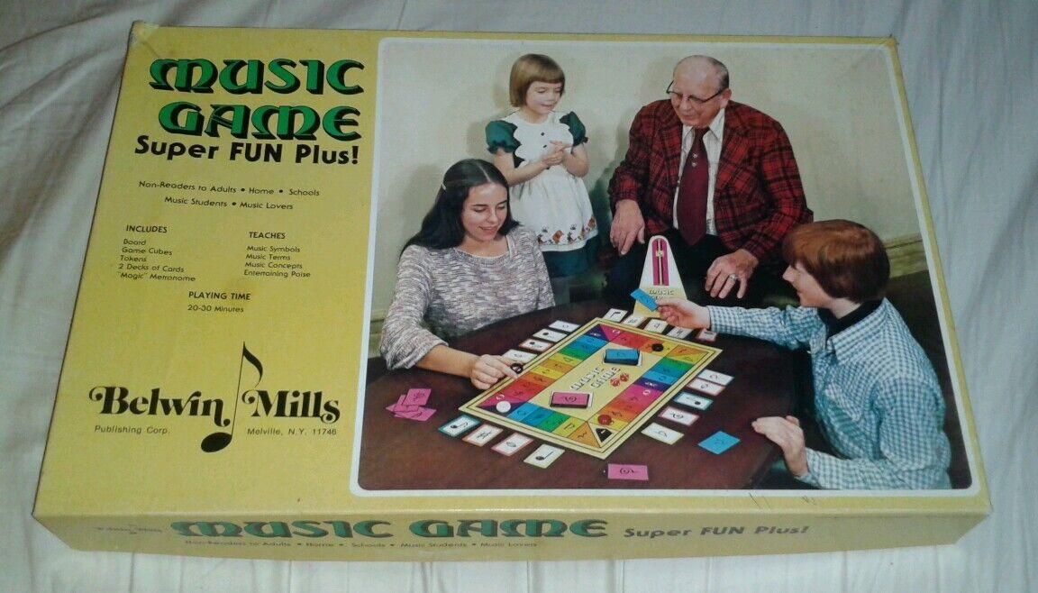 Musik - spiel spiel mit bellwin mills