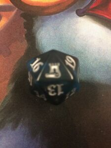 From the Vault 20-Sided Die Lore D20 Dice Life Counter MTG FTV Magic Cards