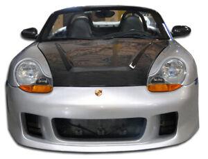 97 04 Porsche Boxster Maston Duraflex Front Body Kit Bumper