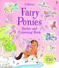 Fairy Ponies Sticker and Colouring Book von Zanna Davidson und Lesley Sims (2016, Taschenbuch)