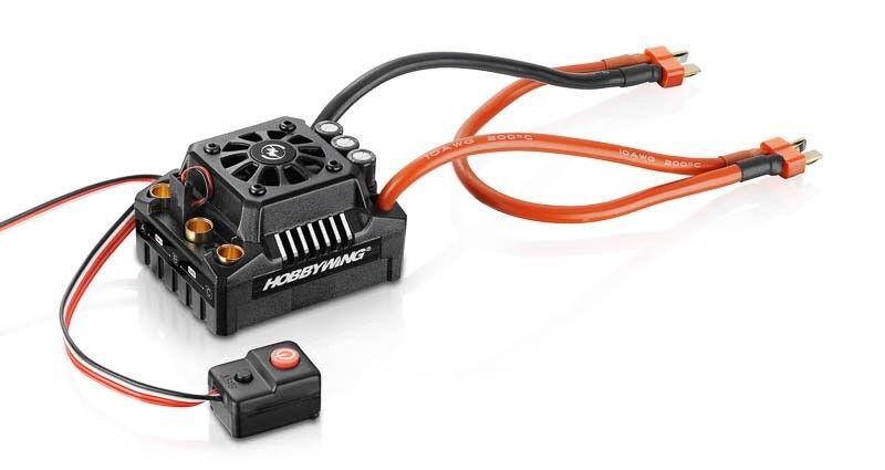 Hobbywing Ezrun regulador max8 v3 150a Bec 6a 6s WP T-pluag 1 8 - hw30103200