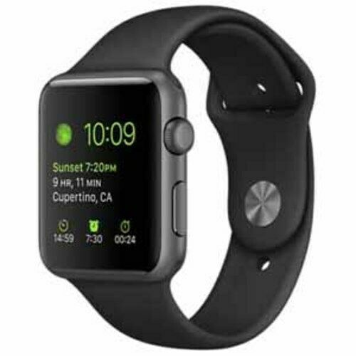 Apple Watch Series 42mm Smartwatch - Space Gray (MJ3T2LL/A)