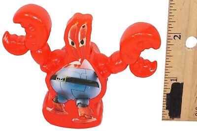 "2012 Mr Krabs Fencing Spongebob Squarepants 4.5/"" McDonalds Happy Meal Toy #16"