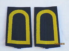 Marine Distintivo di grado: First mate, gold/blu