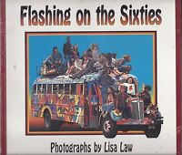 Squarebooks Publishing flashing On The Sixties Softcover By Lisa Law