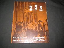 Revista Scout de Las Americas issue Oct 1967      k2