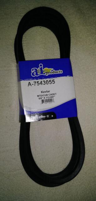 954-3055 754-3055A Pix Cub Cadet Belt 754-3055
