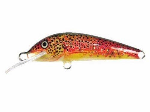Krakusek Nr1 suspending 7cm 7g COLOURS! chub handmade lure for trout