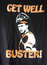 San Francisco SF Giants - Get Well Buster Posey T-Shirt Small NEW