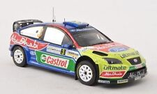 FORD FOCUS RS WRC #3 HIRVONEN LEHTINEN WINNER JORDAN RALLY 2008 IXO RAM326 1/43