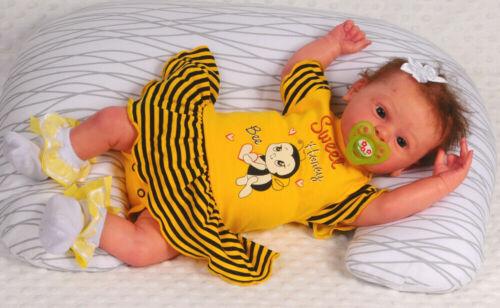 Spieler Body mit Röckchen 50 56 62 68 74 80 86 Baby Kurzarmbody Romper Bodykleid